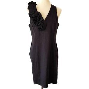 S.L. Fashion Size 14 Black Cocktail Dress